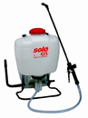 Solo Backpack Piston Pump Sprayer - 4 Gallon