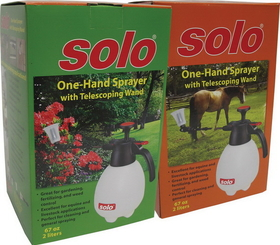 Solo One Hand Sprayer / 2 Liter - 420-2L