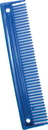 Imported Horse &Supply Animal Comb - Blue - 9 Inch