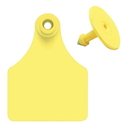 Allflex Ear Tag Blank - Yellow - Large