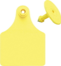 Allflex Ear Tag Female Blank Maxi - Yellow - Maxi