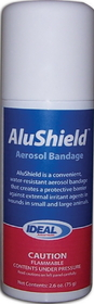 Neogen Squire Alushield Aerosol Bandage / 2.6 Ounce - 79100
