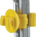 Dare Snug T-Post Insulator - Yellow - 25 Pack