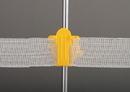 Dare Western Style Tape Insulator - Yellow - 25 Pack