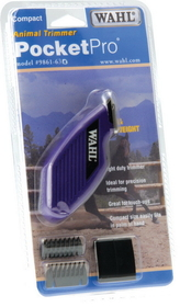 Wahl Clipper Wahl Pocket Pro Equine Trimmer Purple - 9861-630