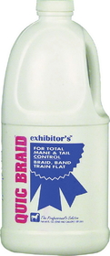 Exhibitor Quic Braid Refill / 64 Ounce - Qb64