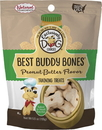 Exclusively Pet Best Buddy Bones - Peanut Butter - 5.5 Ounce