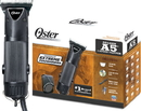 Oster Golden A5 Single Speed Clipper - Silver - 2100 Spm