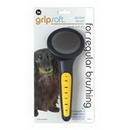 JW Pet Gripsoft Soft Slicker Brush - Small