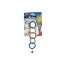 JW Pet Activitoys Olympic Rings