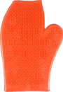 Partrade  Rubber Glove Massage Mitt For Horses - Red - 9 Inch