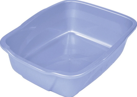 Van Ness Plastic Molding Small Cat Pan / 14X10X3.5 - Cpo