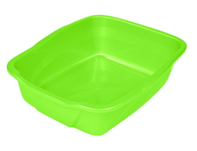 Van Ness Plastic Molding Medium Cat Pan / 16X12X4 - Cp1