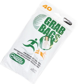 Van Ness Plastic Molding Dog Waste Grab Bag / 40 Count - Gb1