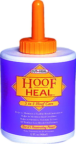 Cut Heal Animalcare Hoof Heal Conditioner / 32 Ounce - 8010