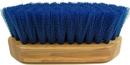 Imported Horse &Supply Pony Brush - Blue - 6.5 X 2.25 Inch