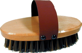 Imported Horse &Supply Nifty Brush / 7.5 X 3.5 Inch - 245621