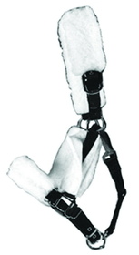 Imported Horse &Supply Halter Tube Set White - 158063