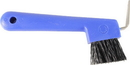 Partrade  Hoof Pick With Brush - Blue - 7 Inch