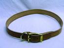 Beiler S Cow Collar - Tan - 1 1/2 X 42 Inch