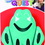 Kong Quest Critter Frog Dog Toy - Assorted - Small