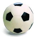 Ethical Vinyl Soccer Ball - 3 Inch