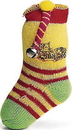 Ethical Neon Sock With Bell & Catnip - 5 Inch