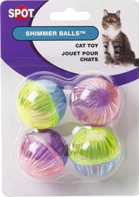 Ethical Shimmer Balls / 4 Pack - 2824