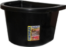 Fortex Over The Fence Feeder - Black - 20 Quart