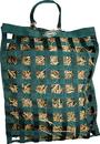 Gatsby Leather Slow Hay Feeder Bag - Hunter Green - 20X27X6.5 Inch