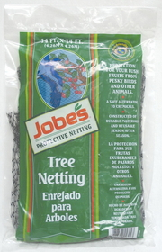 Easy Gardener Tree Netting Black / 14 X 14 Feet - 15624/55624