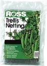 Easy Gardener Ross Trellis Netting - Black - 6X18 Foot