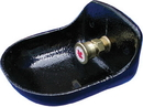 Smb Cast Iron Push Button Hog Bowl - 5 Liters/Min