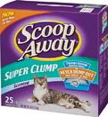 Clorox Scoop Away Super Clump Cat Litter - Scented - 25 Pound