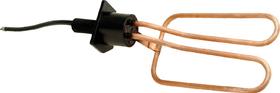 Farm Innovators Universal Drain Plug Deicer / 1500 Watt - Uph-15