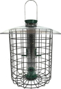 Droll Yankees Sunflower Domed Cage Feeder - Green - 15 Inch