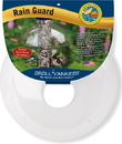 Droll Yankees Seattle Rain Guard Feeder Dome - Clear - 10 Inch