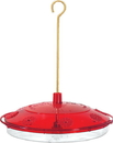 Droll Yankees Happy Eight Hummingbird Feeder - Red - 1 Quart