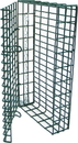 Droll Yankees Suet Double Feeder - Green - 2 Cake Capacity
