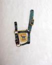 Hamilton Adjustable Miniature Horse Halter - Hunter Green - Average