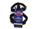 Hamilton Adjustable Dog Harness - Black - 5/8  X 12-20