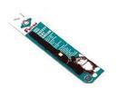 Hamilton Adjustable Breakaway Cat Collar - Black - 3/8 Inch
