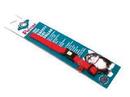 Hamilton Adjustable Breakaway Cat Collar - Red - 3/8 Inch
