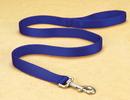 Hamilton Double Thick Nylon Lead - Blue - 1  X 4