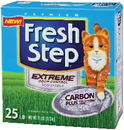 Clorox Fresh Step Extreme Control Clumping Cat Litter - Scented - 25 Pound