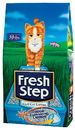 Clorox Fresh Step Clay Cat Litter - 35 Pound