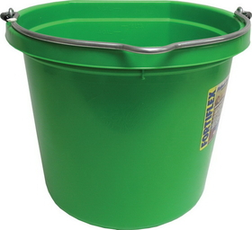 Fortex Industries Fb-120 Flat Back Mango Green / 20 Quart - 1302043 Fb-120Mango