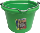 Fortex Flat Back Bucket - Mango Green - 8 Quart