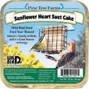 Pine Tree Farms Sunflower Hearts Suet Cake - 12 Ounce