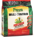 Greenview Preen Lawn Weed Control Granules - 1500 Sq Ft